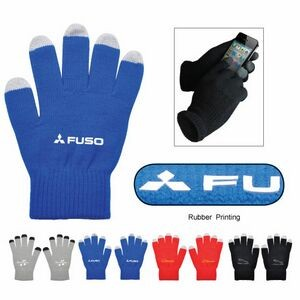 Adult Touch Screen Gloves